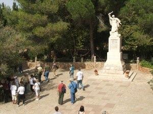 elijah statue#1