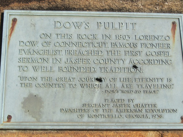 Dow's Pulpit